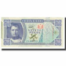 [#616915] Banknote, Other, 20 Pesos, Royllo, Unc(65-70)