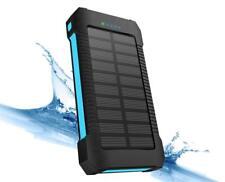 Power Bank Charger Solar 22000 mAh Solar Powered Phone Charger Portable X-DENG