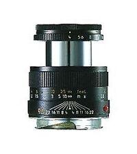 Leica M Macro-elmar-m 1 4/90mm - Black Eloxed 11670