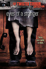 Eyes of a Stranger (DVD, 2007)(Twisted Terror Collection) LIKE NEW/UNWATCHED