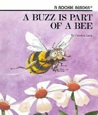 A Buzz Is Part of a Bee (Rookie Readers: Level B)-ExLibrary