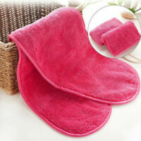 Reusable Microfiber Women Facial Cloth Magic Sport Face Towel Makeup Remover US