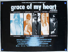 GRACE OF MY HEART UK QUAD FILM POSTER