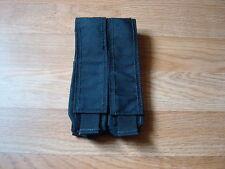 First Choice Armor Nylon Double 9mm Magazine Ammunition Pouch