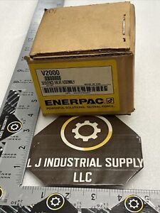 NEW! ENERPAC V2000 Sequence Valve Assembly 4013C_MULTIPLE IN STOCK_FAST SHIPPING