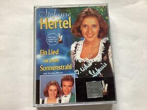 Musik Kasetten Stefanie Hertel 2 Stück