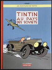 Tintin (Tim) im Lande der Sowjets Version koloriert 2017 Neuzustand