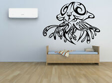 Wall Room Decor Art Vinyl Sticker Mural Decal Tribal Monster Alien Beast FI517