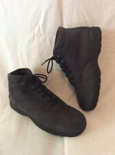 Footglove Dark Grey Ankle Leather Boots Size 5