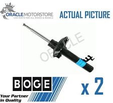 2 x BOGE FRONT SHOCK ABSORBERS PAIR STRUTS SHOCKERS GENUINE OE QUALITY 32.L21.A