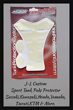 Motorcycle Gas Tank Pad Protector Clear. For:SUZUKI,YAMAHA,HONDA & KAWASAKI