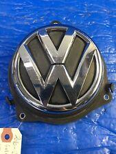 2010-2014 Volkswagen GTI Golf Hatch Opener Lock Emblem Trunk Release Handle OEM