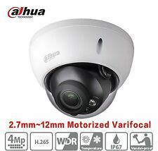 Dahua 4MP IPC-HDBW4431R-ZS H.265 2.7-12mm Motorized Varifocal PoE IP Dome Camera