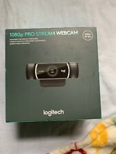 NEW Logitech C922 Pro Stream 1080p Webcam SEALED⚡️SHIPS ASAP⚡️FREE SHIPPING⚡️