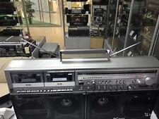 Sharp GF- 777H Stereo Boombox Ghettoblaster