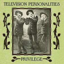 TELEVISION PERSONALITIES Privilege LP Black & White Vinyl RSD 2018 NEW
