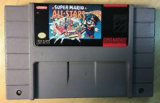 Super Mario All-Stars (Super Nintendo SNES, 1993