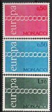 Monaco Nr.1014/16 ** Europa, Cept 1971, postfrisch