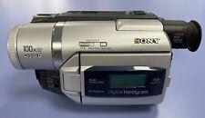 Sony DCR-TRV620E Hi8 Camcorder inkl. Zubehörpaket