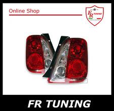 FIAT 500 ABARTH FARI FANALI POSTERIORI CERRY LEXUS ROSSO TUNING