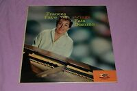 Frances Faye Swings Fats Domino - Imperial Records LP9059 - FAST SHIPPING!!
