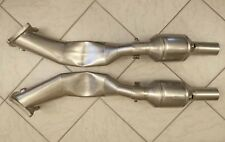 MASERATI 4200GT Coupe Spyder GranSport exhaust cats sections, CATALYSTS, decats
