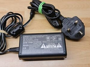 GENUINE SONY AC-L15 AC POWER ADAPTER BATTERY CHARGER ORIGINAL OFFICIAL AC-L15B