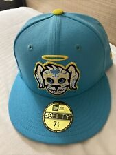 New Era Charleston RiverDogs MILB 5950 Copa de la Diversion Fitted Hat SZ 7 1/8