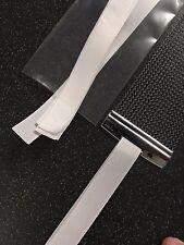 6 x rullante cinghie Filo Nastro Corda Corda rullante fili bianco di alta qualità