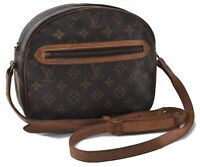 Authentic Louis Vuitton Monogram Senlis Shoulder Bag M51222 LV B5567