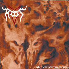 Root  – Madness Of The Graves CD Czech Black Death Metal Satanic Darkness NEW