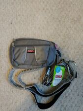 Kong leash/removable pouch and leash 6 ft  by 1 in. * Gray * new w/ tag * unisex