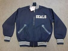 NOS Deadstock VTG Ebbets Field Flannels San Francisco Seals Jacket Large Giants