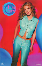 POSTER:MUSIC: YOUNG BRITNEY SPEARS  - BLUE PANTS - FREE SHIP   #9042   RP67 N
