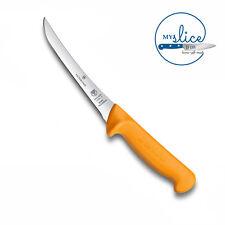 "Victorinox Swibo 6""/16cm Curved Semi Flex Boning Knife 5.8404.16"