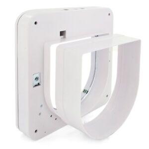 PetSafe Petporte 100 Series Smart Flap Tunnel Extensionn for Pet Door - White