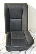 Mercedes S Class Limo rear seat W221 black leather passenger side Rear Seat 2009