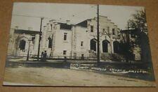 1908 St Ambrose Church 47th Street Chicago Illinois RPPC IL