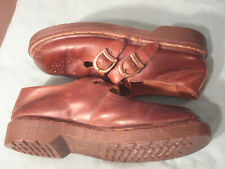 Doc Martens Double Strap Mary Janes, sz 6 (US 7), Nice Shape!