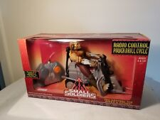 1998 Small Soldiers Collectible Remote Control Power Drill Cycle NIB