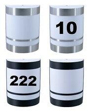 Hausnummernleuchte E27 LED Hausbeleuchtung Beleuchtung Fassade Tür Hausnummer