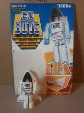 Vintage 1984 Gobots Spay-C w/ Cardback