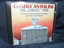 Charlie Antolini – THE JUBILEE 1996