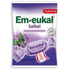 Dr.C.Soldan Em-Eukal throat lozenges: SAGE -75g-Made in Germany