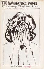 Raymond PETTIBON / The Navigator's Wives First Edition 1985