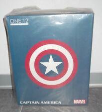 Mezco CAPTAIN AMERICA One:12 collective Marvel 1/12 capitan america