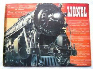 1937 LIONEL TRAINS CATALOG PRICES INSTRUCTION MANUAL BOOK
