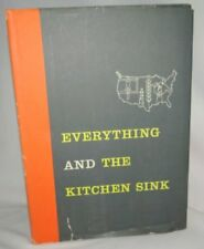 Everything And The Kitchen Sink Book 1955 The Story of Progress HC DJ