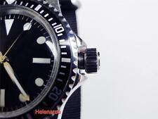 HR 5517 VINTAGE FIX BAR WATCH CASE for ETA 2824-2 MOVEMENT Submariner 1520 1570