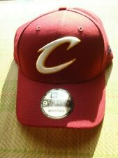 NEW ERA MENS BASEBALL CAP CLEVELAND CAVALIERS  ONE SIZE   ~NEW W/TAGS~
